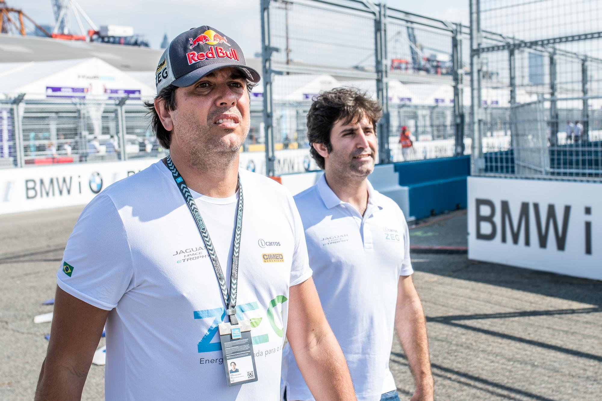 Photo of eTrophy – Sérgio Jimenez lidera primeiro treino na final do Jaguar I-PACE eTROPHY em Nova York