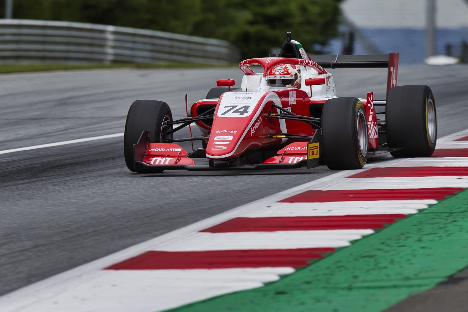 Photo of F3 = Enzo Fittipaldi lidera prova, leva toque de rival e consegue recuperação para terminar em 4º