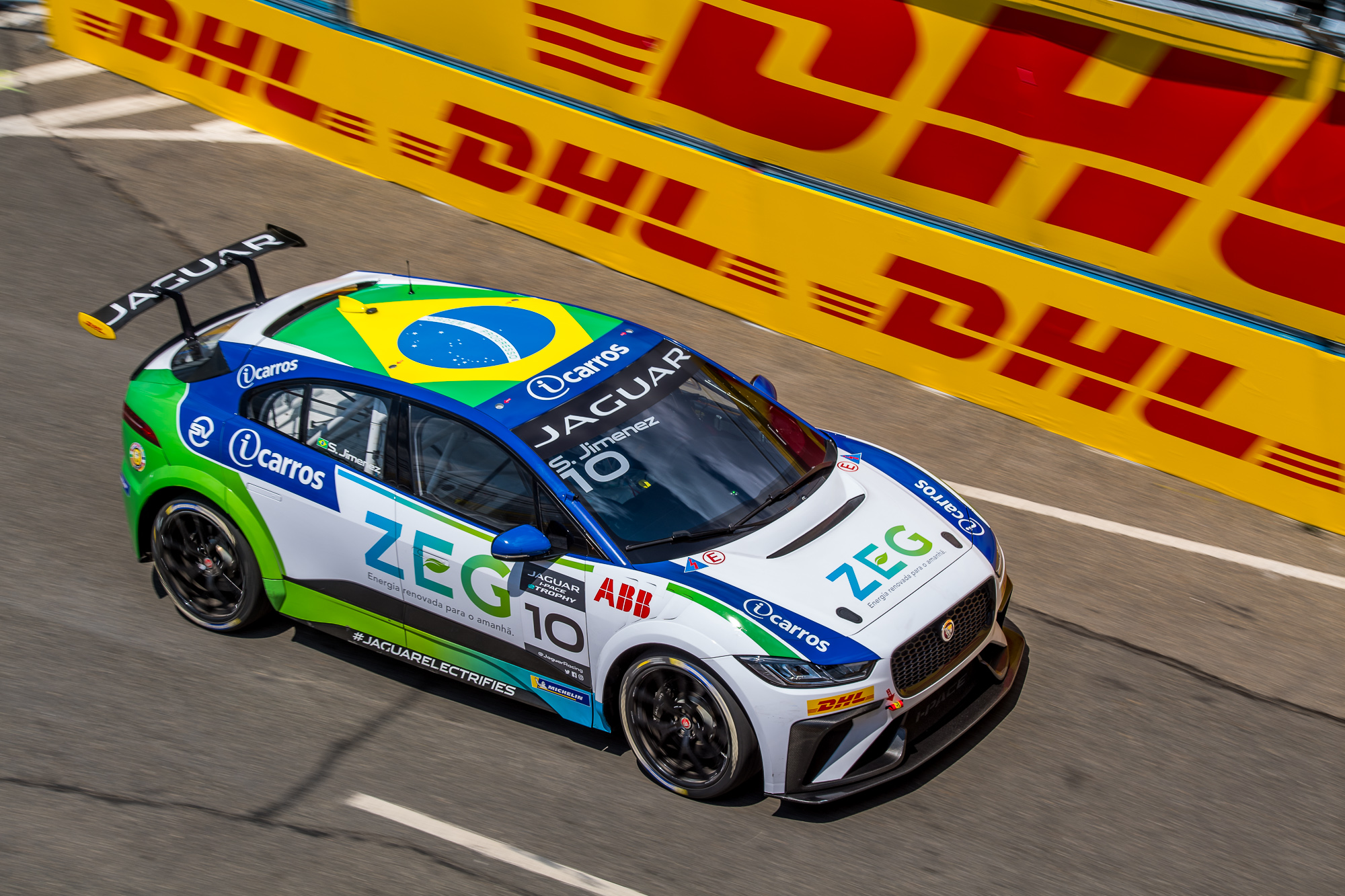 Photo of eTrophy – Sérgio Jimenez conquista pole e consolida liderança do Jaguar I-PACE eTROPHY