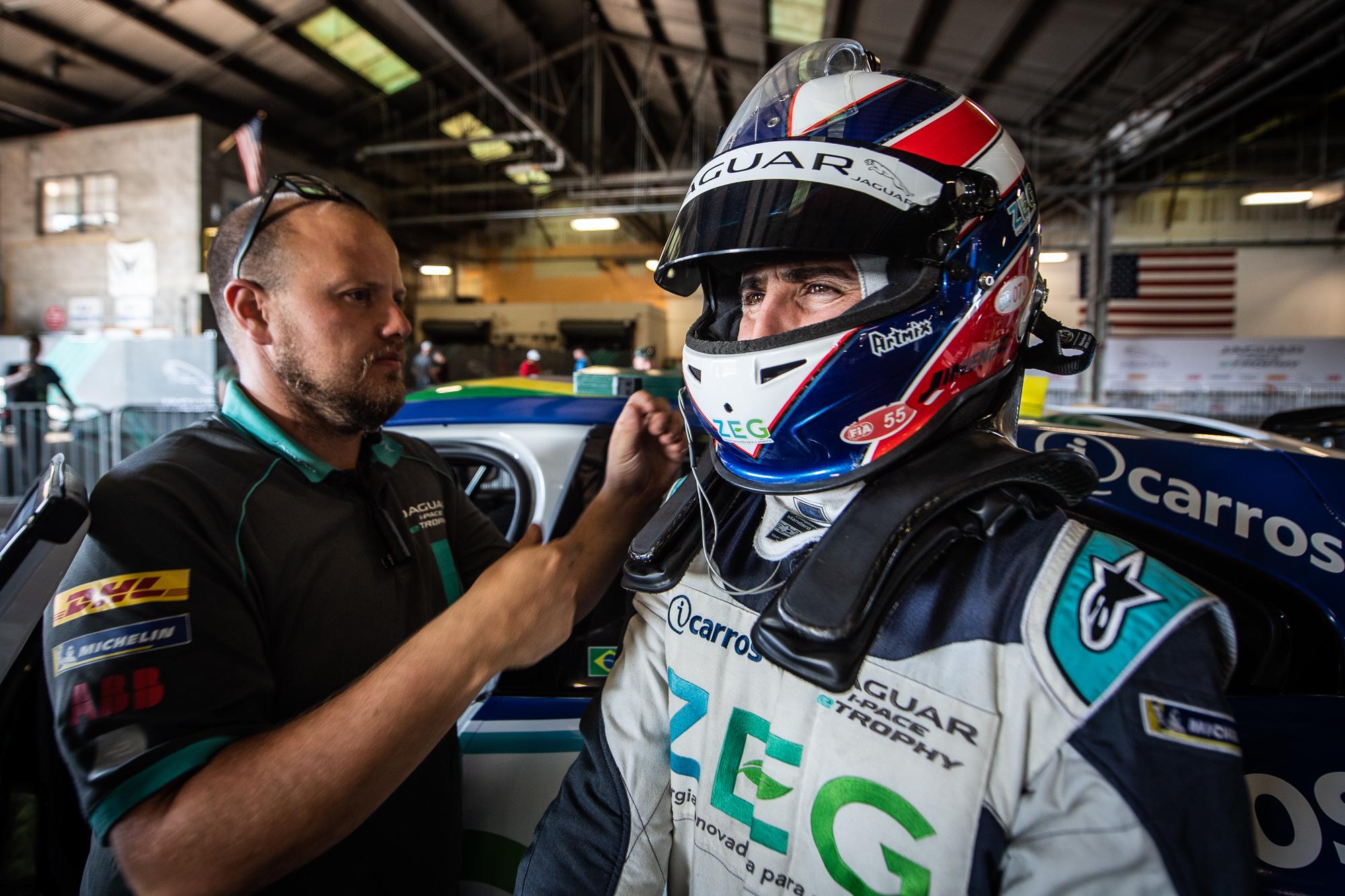 Photo of FormulaE – Sérgio Jimenez ganha teste com Jaguar na Formula E após título do I-PACE eTROPHY