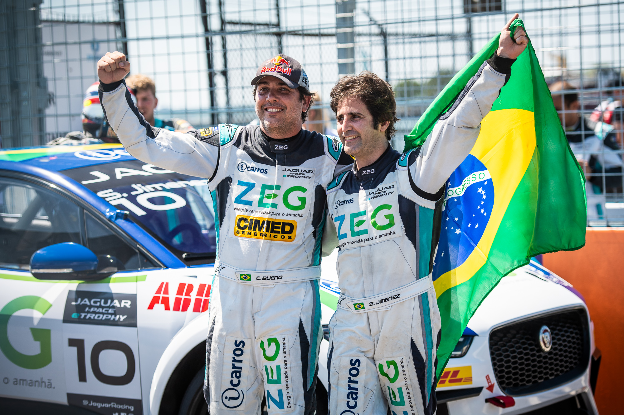 Photo of eTrophy – Brasil campeão: Sérgio Jimenez vence em Nova York e conquista título do Jaguar I-PACE eTROPHY
