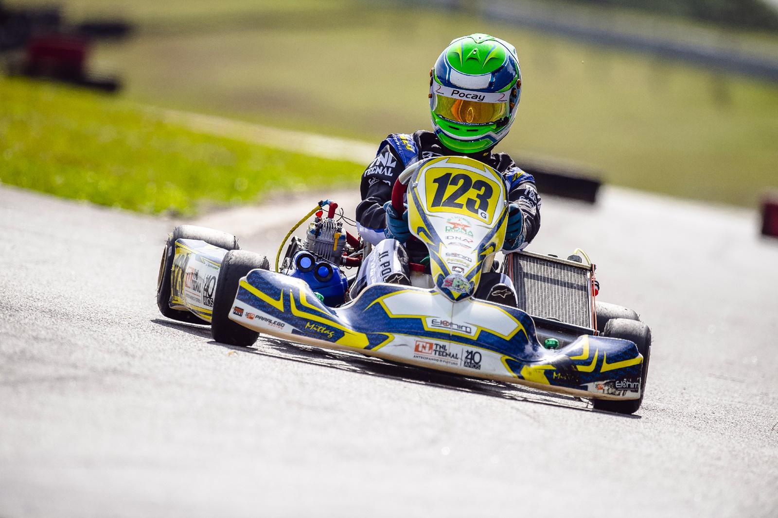 Photo of Kart – Campeão em 2018, João Luís Pocay disputa seu primeiro Brasileiro de Kart na Graduados e Codasur