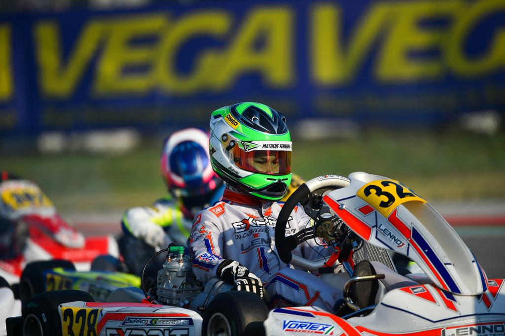 Photo of Kart – Destaque no Francês de Kart, Matheus Ferreira volta a Le Mans na 4ª etapa do Campeonato Europeu
