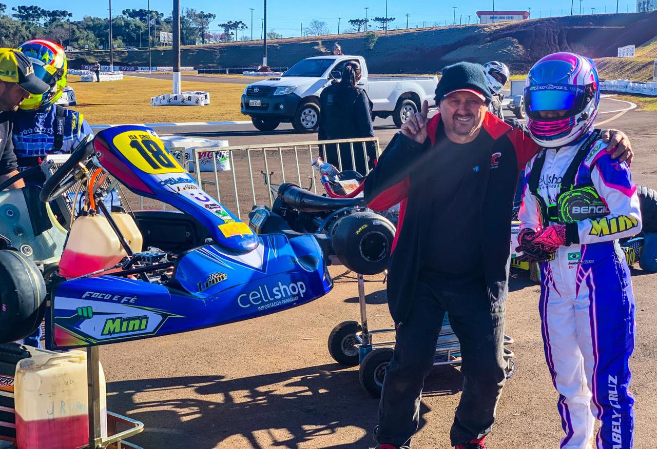 Photo of Kart – Isabely Cruz disputa o 54º Campeonato Brasileiro de Kart e faz sua estreia na categoria Codasur