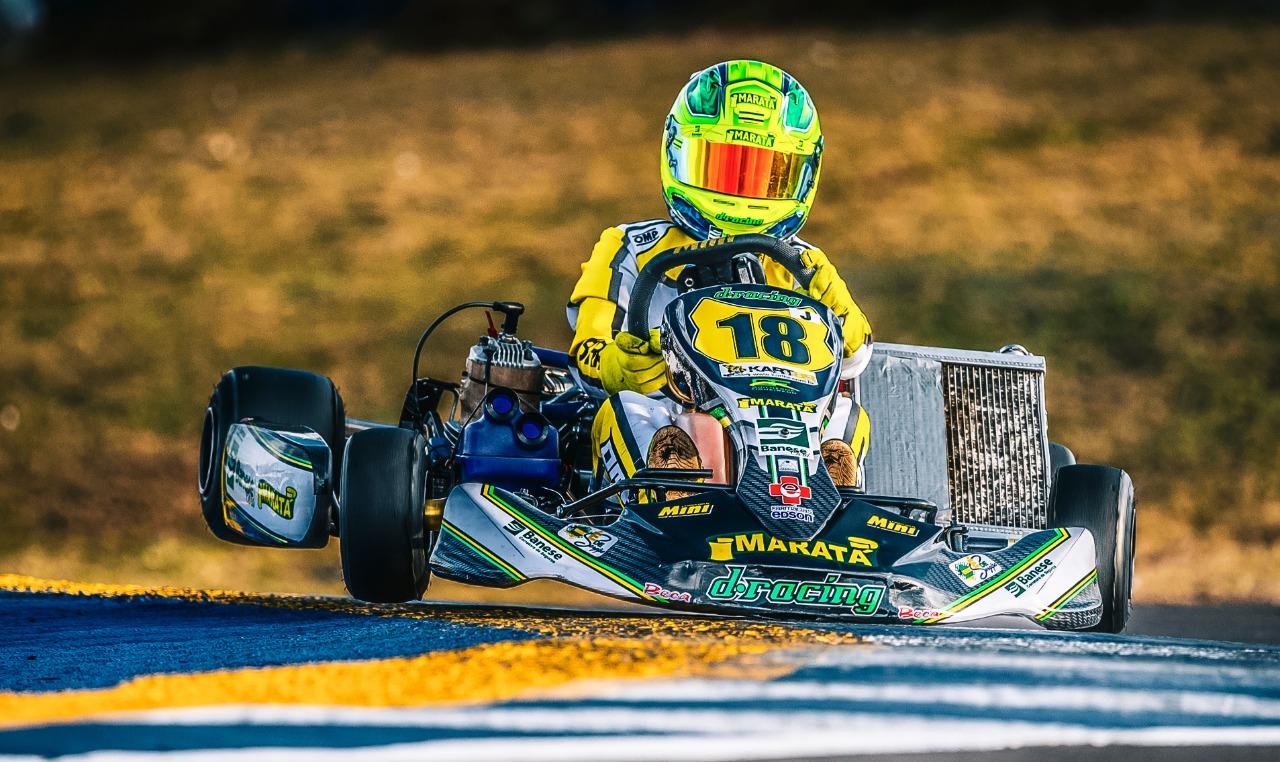 Photo of Kart – Gui Figueiredo encara desafio triplo no 54º Campeonato Brasileiro de Kart, em Cascavel