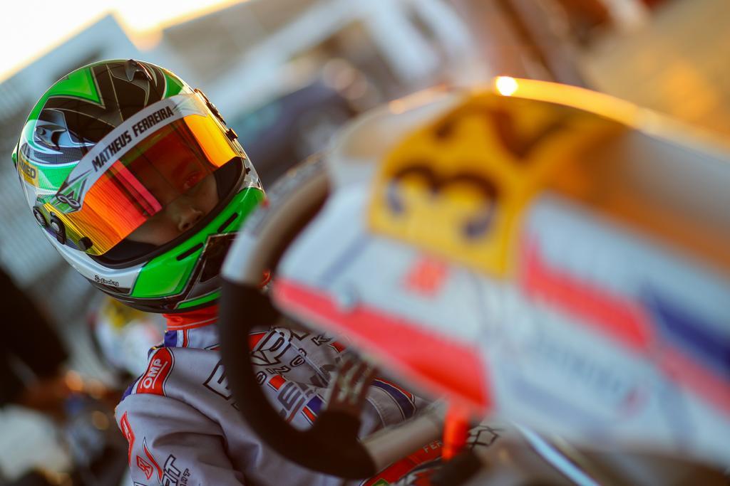 Photo of Kart –  Matheus Ferreira é destaque no Europeu de Kart com um top-5 e três top-10 em Le Mans