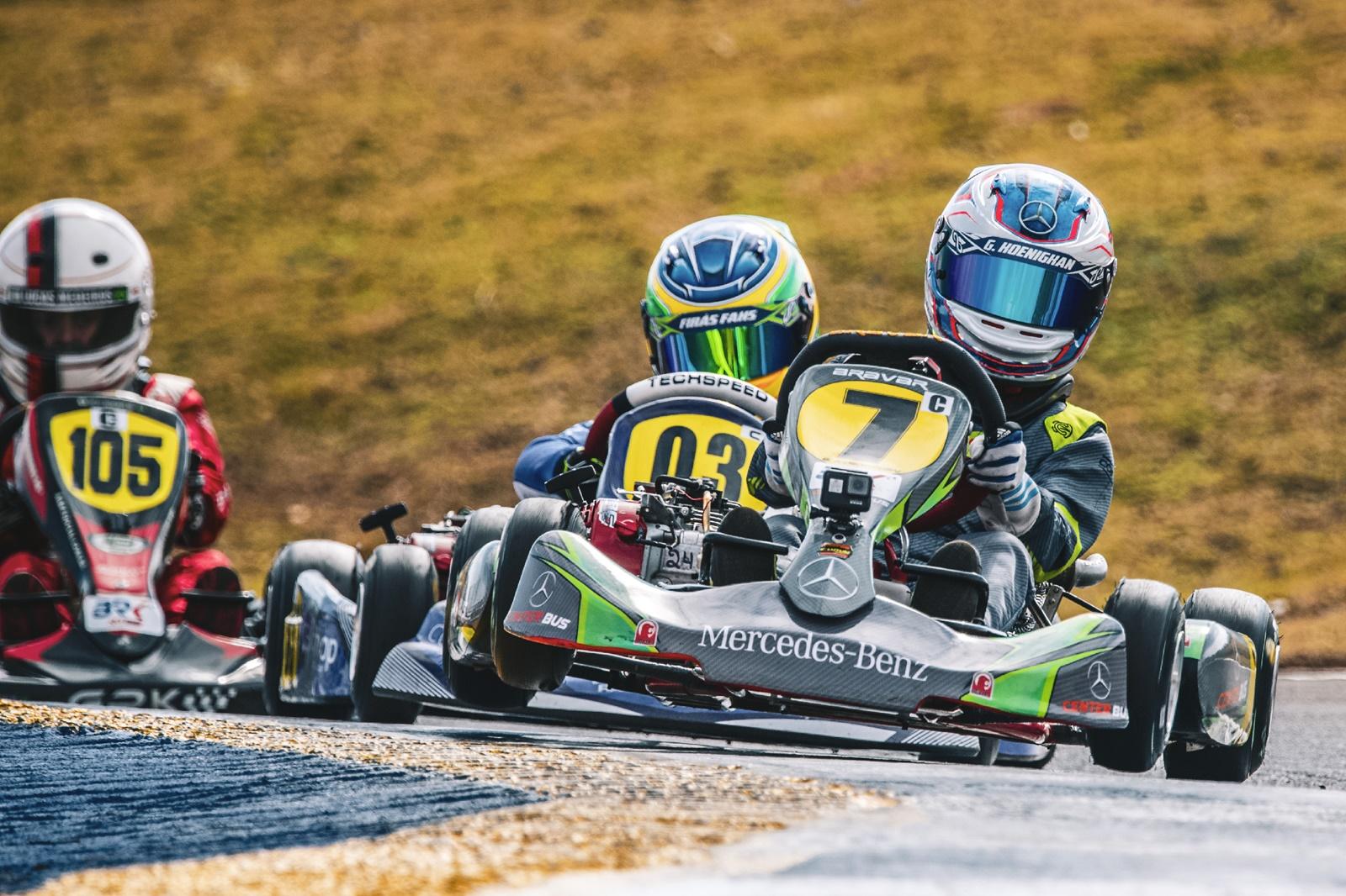 Photo of Kart – Segundo título de Gabriel Koenigkan no Campeonato Brasileiro de Kart escapou por pouco em Cascavel
