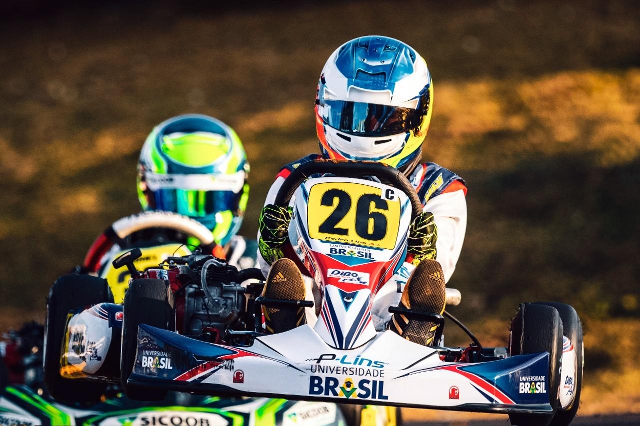 Photo of Kart – Perda do bico a uma volta do final tirou Pedro Lins da luta pelo título no Brasileiro de Kart
