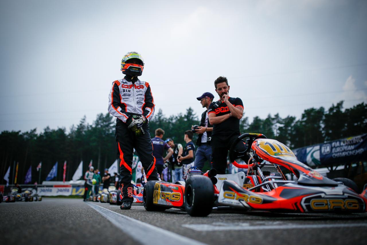 Photo of Kart – Gabriel Bortoleto concluiu o Europeu de Kart na 13ª posição