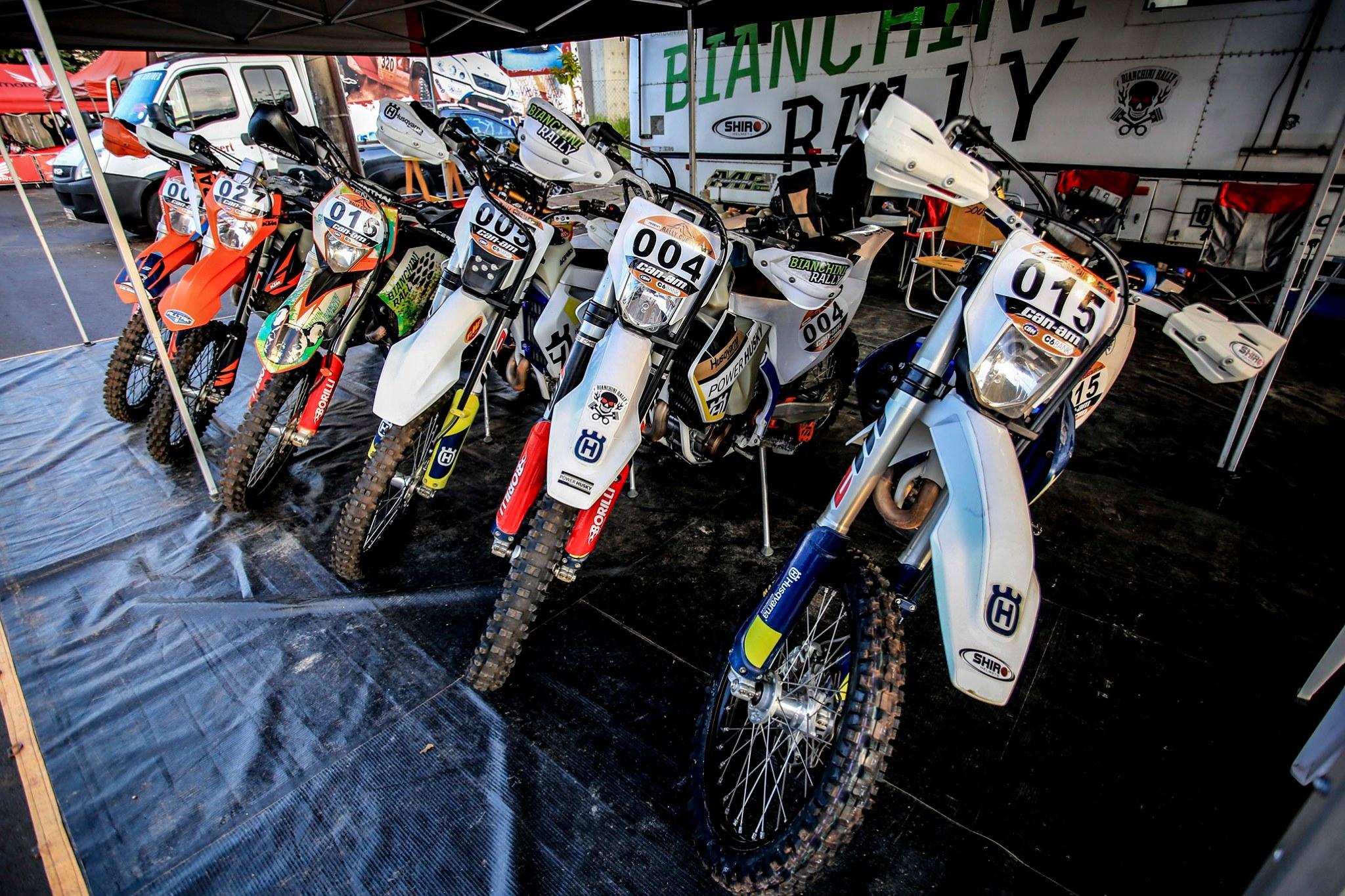 Photo of Rally – No Dia do Motociclista, pilotos da Bianchini Rally/Power Husky vão acelerar no Rally de Inverno