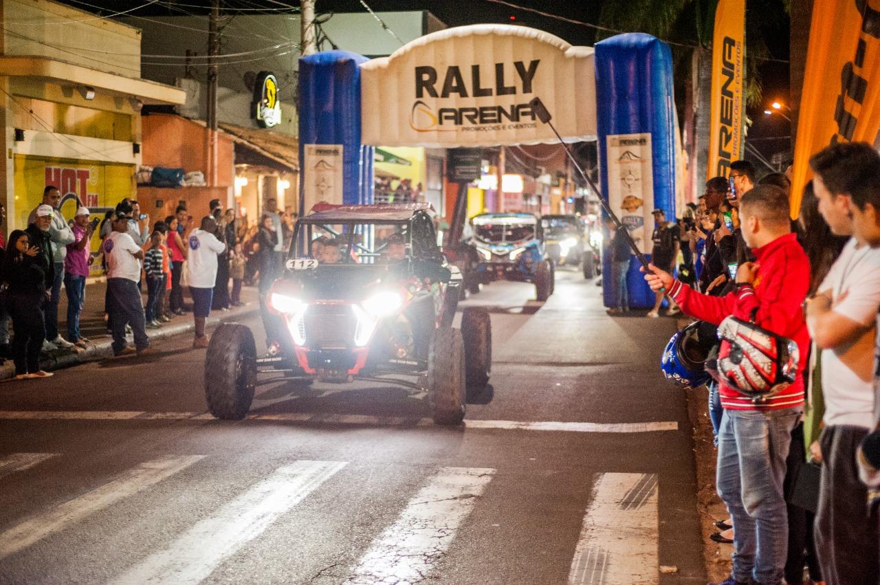 Photo of Rally – Rally de Inverno: O primeiro dia foi marcado por trechos técnicos e de alta velocidade