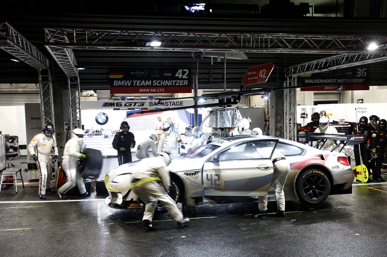 Photo of Endurance – Acidente tira carro de Augusto Farfus da briga pela ponta nas 24 Horas de Spa-Francorchamps