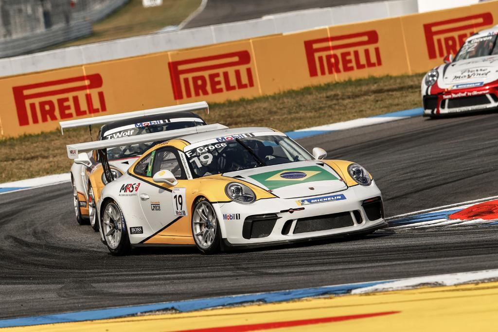 Photo of Porsche – Porsche Mobil SuperCup: Croce enfrenta corrida difícil em Hockenheim
