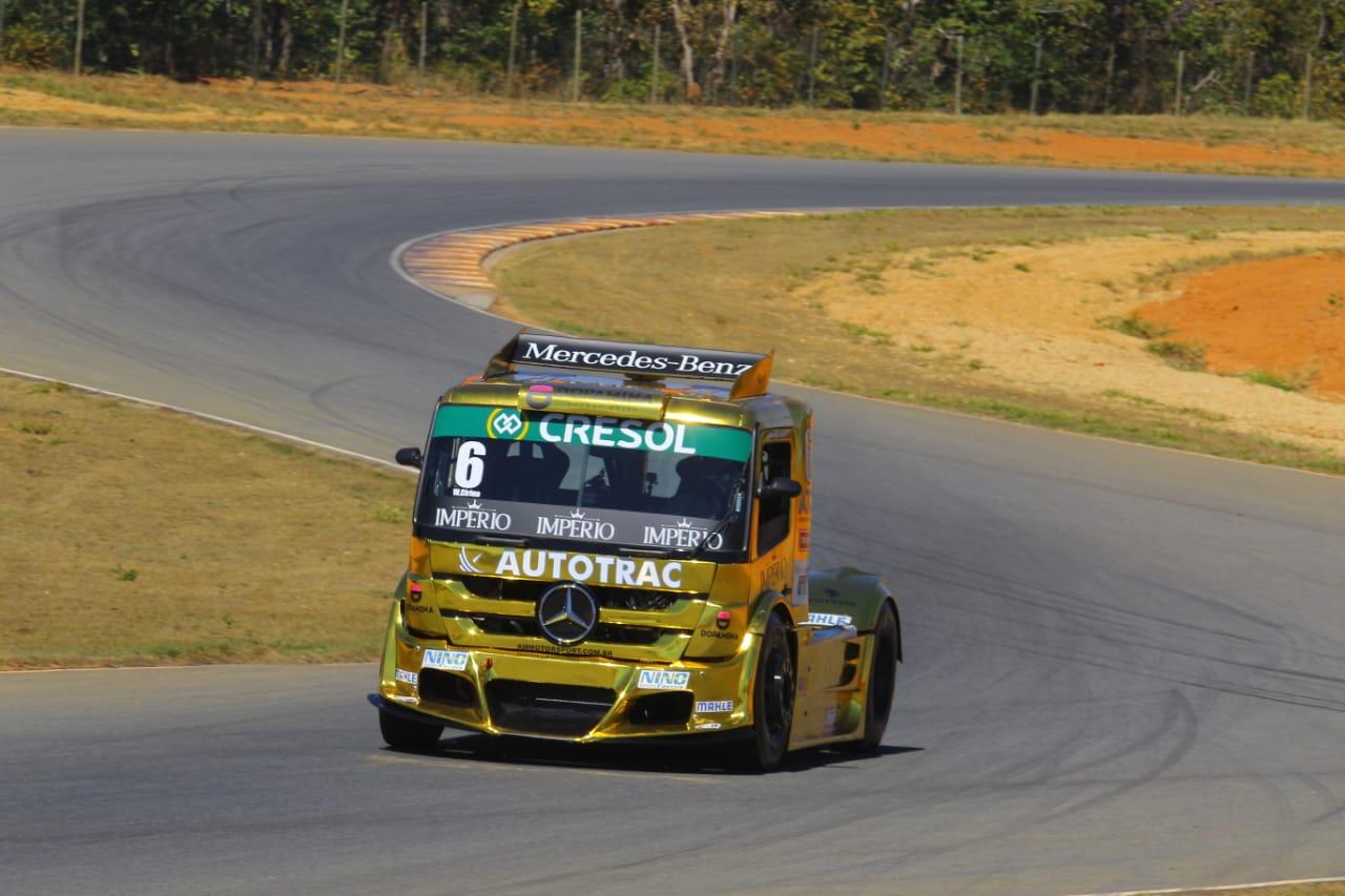 Photo of Truck – Cirino mostra recuperação em Curvelo e anima a AM Motorsport para um sábado de treino de classificação