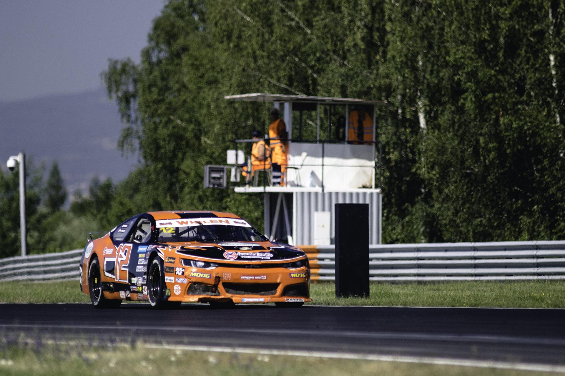 Photo of Euro Nascar – Grandes pontos para Solaris Motorsport na República Checa