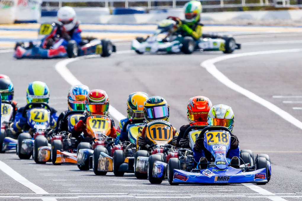 Photo of Kart – Akyu dá show no Brasileiro de Kart com 25 ultrapassagens na Cadete