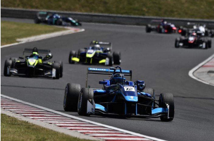 Photo of Euroformula – Chris Hahn conquista quarto lugar na Hungria e se aproxima do topo da tabela
