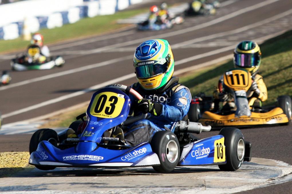Photo of Kart – Firás Fahs estreia como piloto Techspeed com boa atuação no Open do Brasileiro