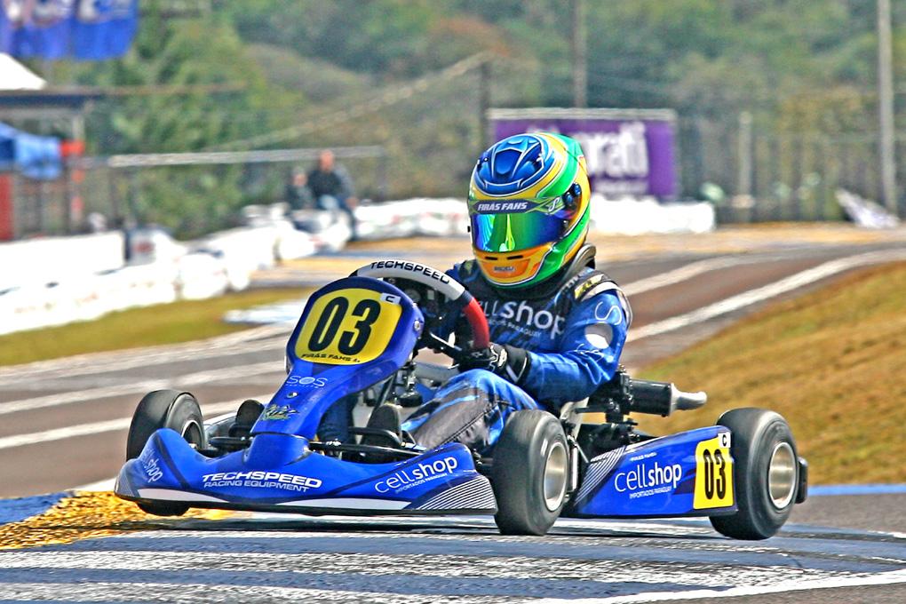 Photo of Kart – Firás Fahs considera bom o 1º dia de Brasileiro de Kart em Cascavel