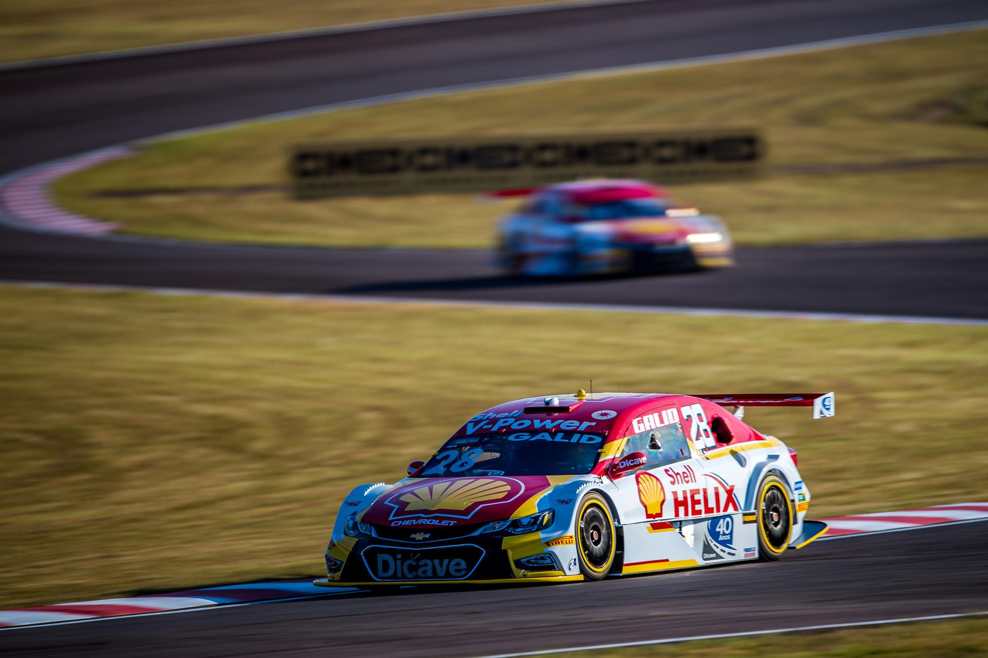 Photo of Stock Car – Shell larga com Zonta e Átila entre os dez primeiros colocados na Stock Car em Santa Cruz do Sul
