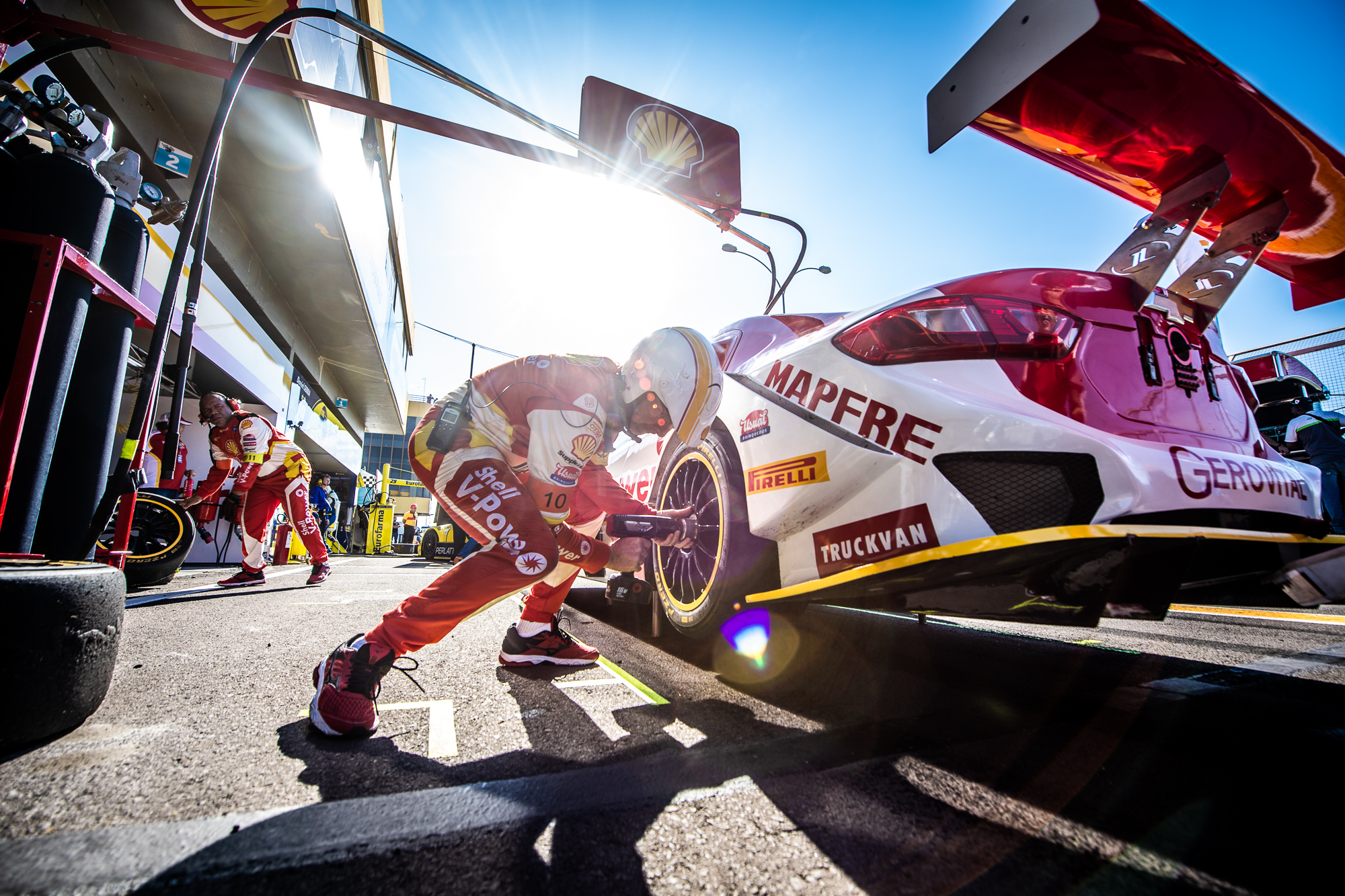 Photo of Stock Car –  Shell leva Átila Abreu ao pódio em Santa Cruz do Sul e coloca três pilotos entre os seis primeiros na prova 1