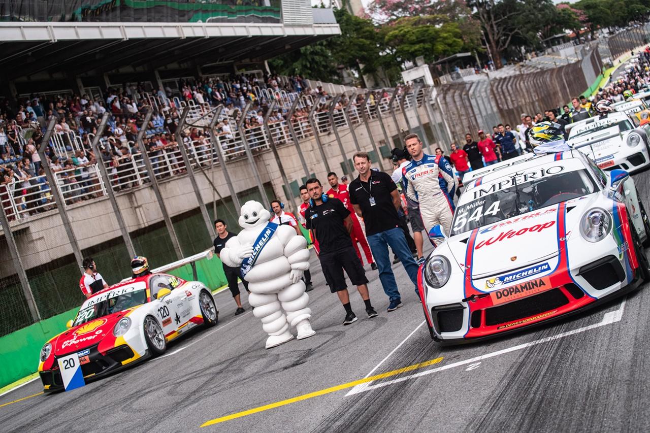 Photo of Porsche – Segunda metade da temporada de sprint da Porsche Império Carrera Cup começa no Estoril