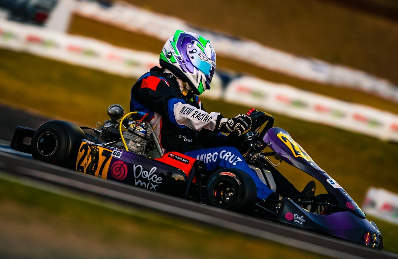Photo of Kart – Miro Cruz busca mais um título em Cascavel