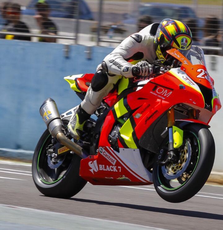 Photo of Motovelocidade – Paranaense de Motovelocidade faz Sharbel El Hajjar retornar às pistas