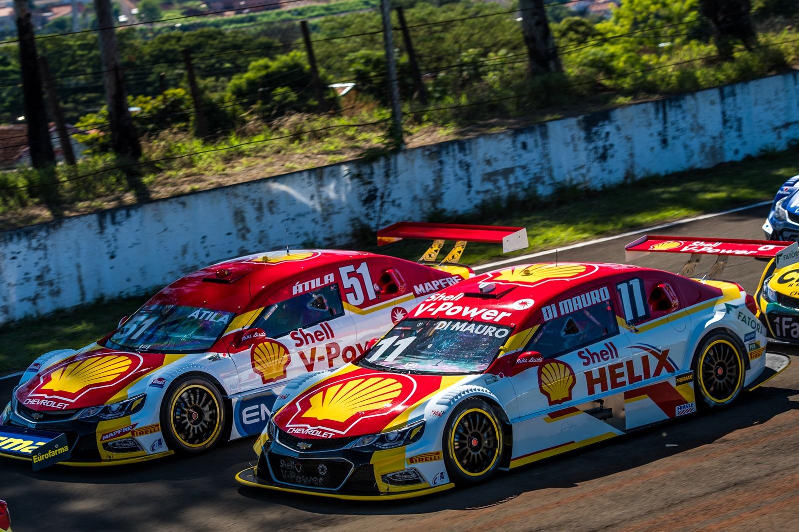 Photo of Stock Car – Após cinco semanas de pausa, Shell volta à Stock Car em busca de mais vitórias na temporada 2019