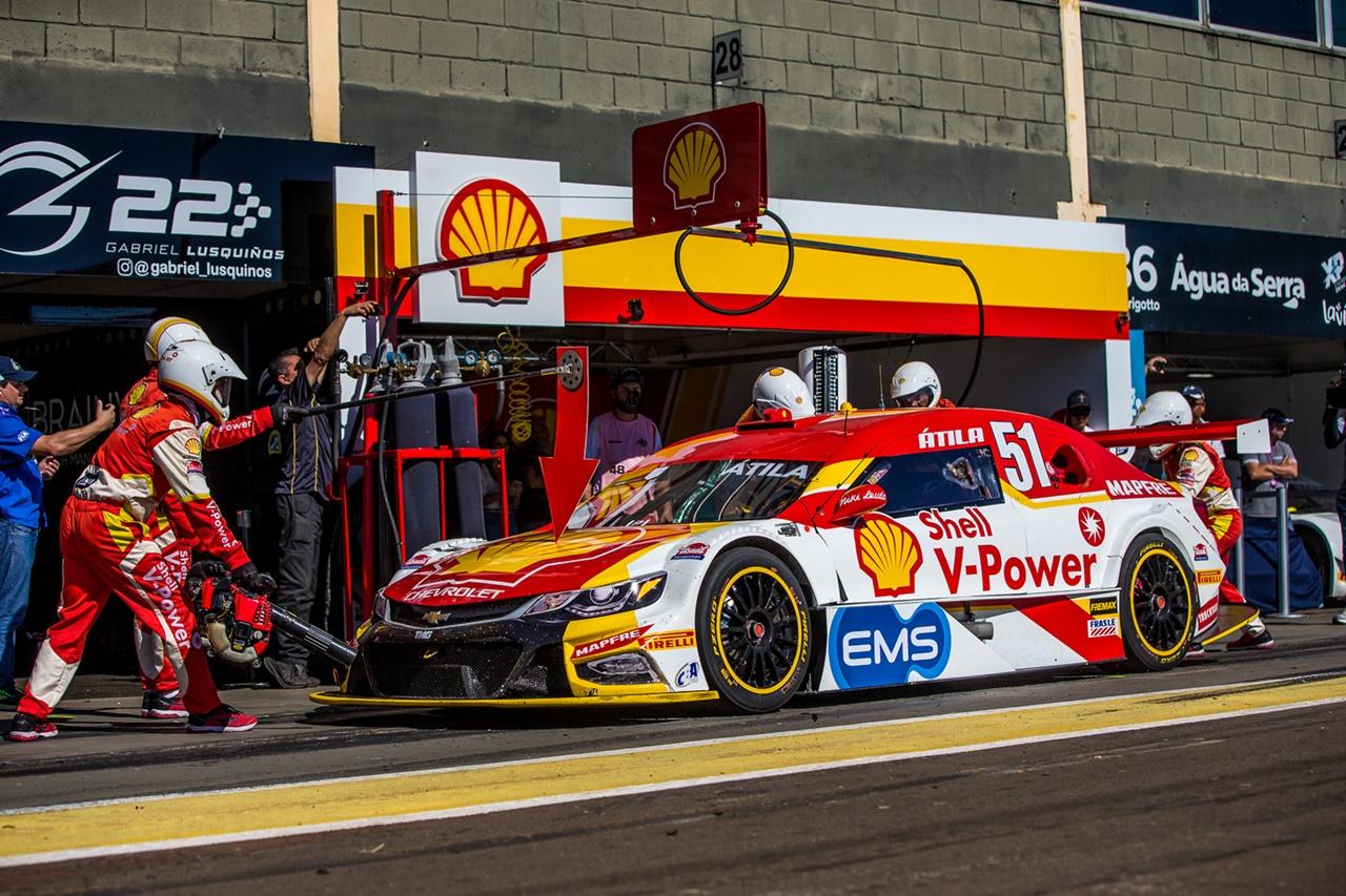 Photo of Stock Car – Shell volta ao autódromo de Campo Grande, onde enfrenta forte desafio no gerenciamento dos pneus