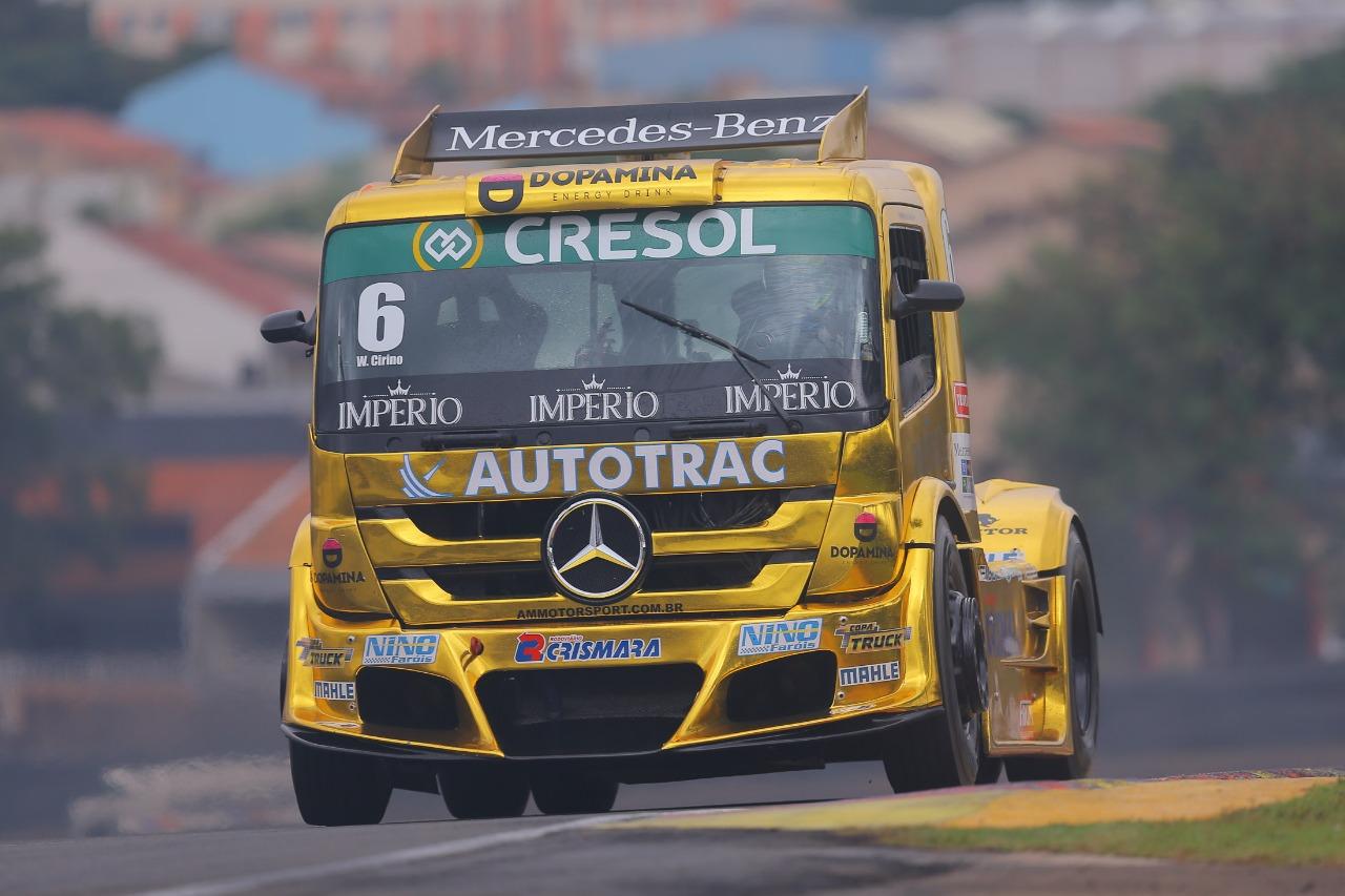 Photo of Truck – Cirino quer recuperação na Copa Truck e ajudar time na decisão