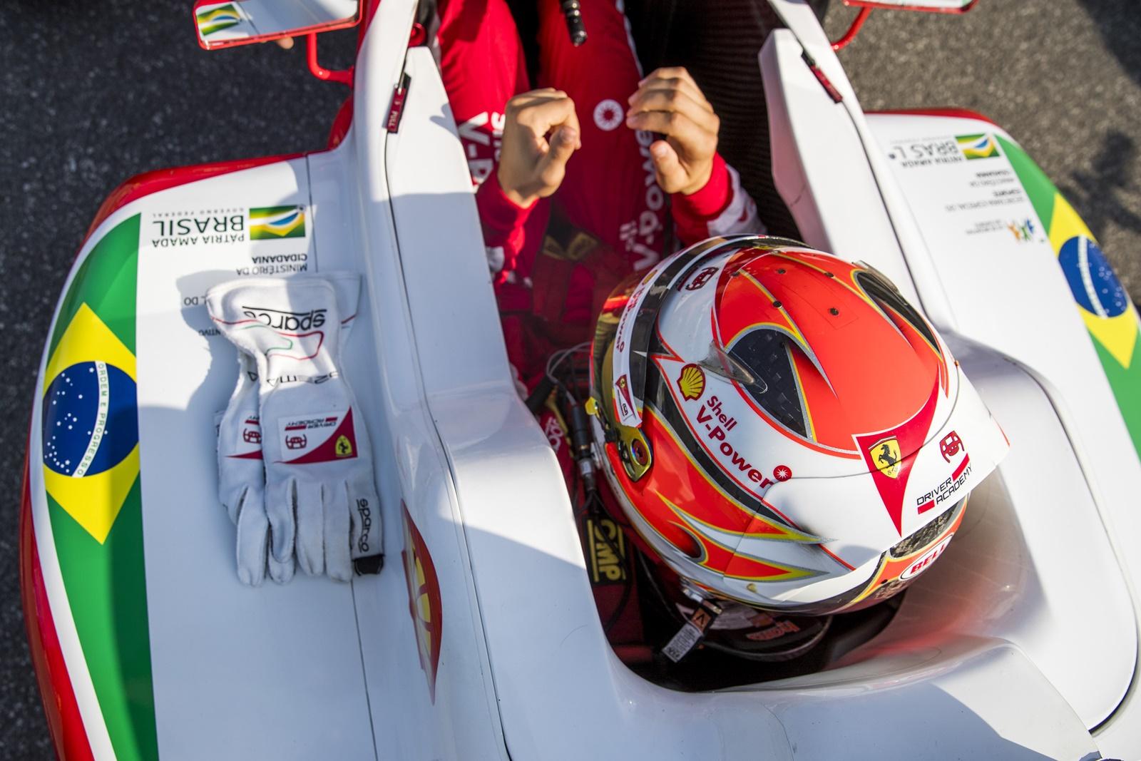 Photo of F4 – Gianluca Petecof vai ao pódio em Nürburgring e sobe três posições no Alemão de Fórmula 4