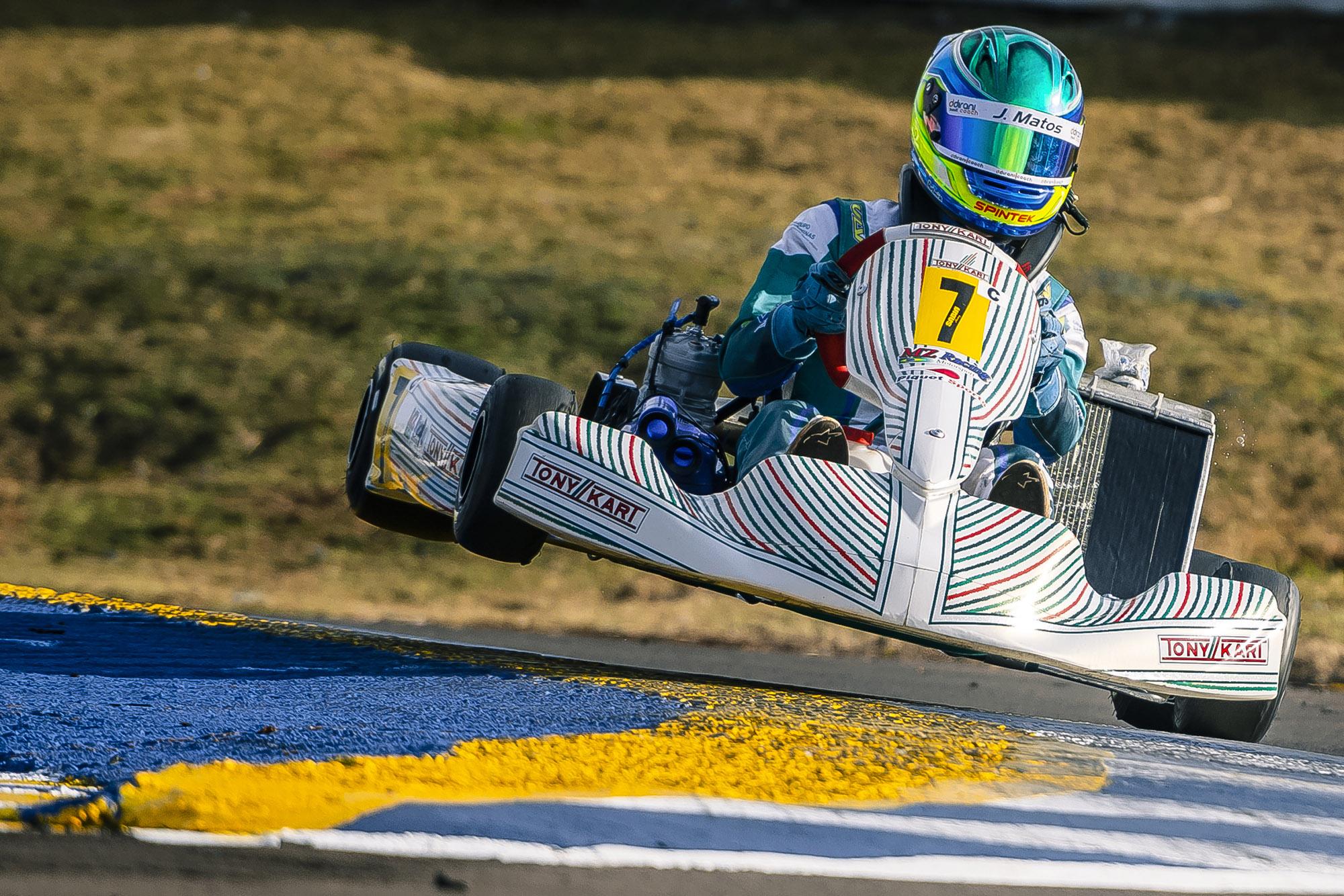 Photo of Kart – João Matos fechou seu primeiro Brasileiro de Kart no TOP6 da Graduado