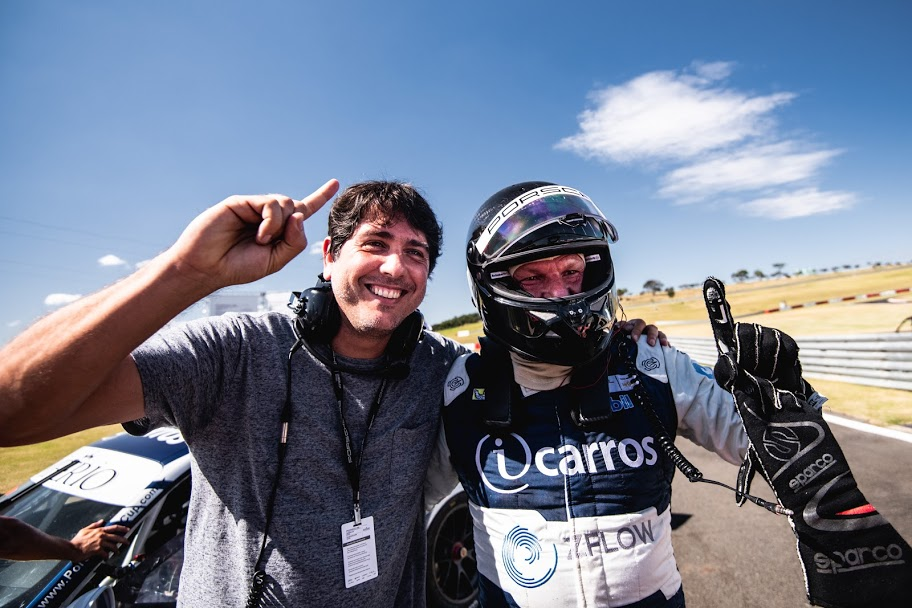 Photo of Porsche Cup – Cacá Bueno e Sylvio lideram prova, cravam melhor volta e fecham 300 km de Estoril no pódio