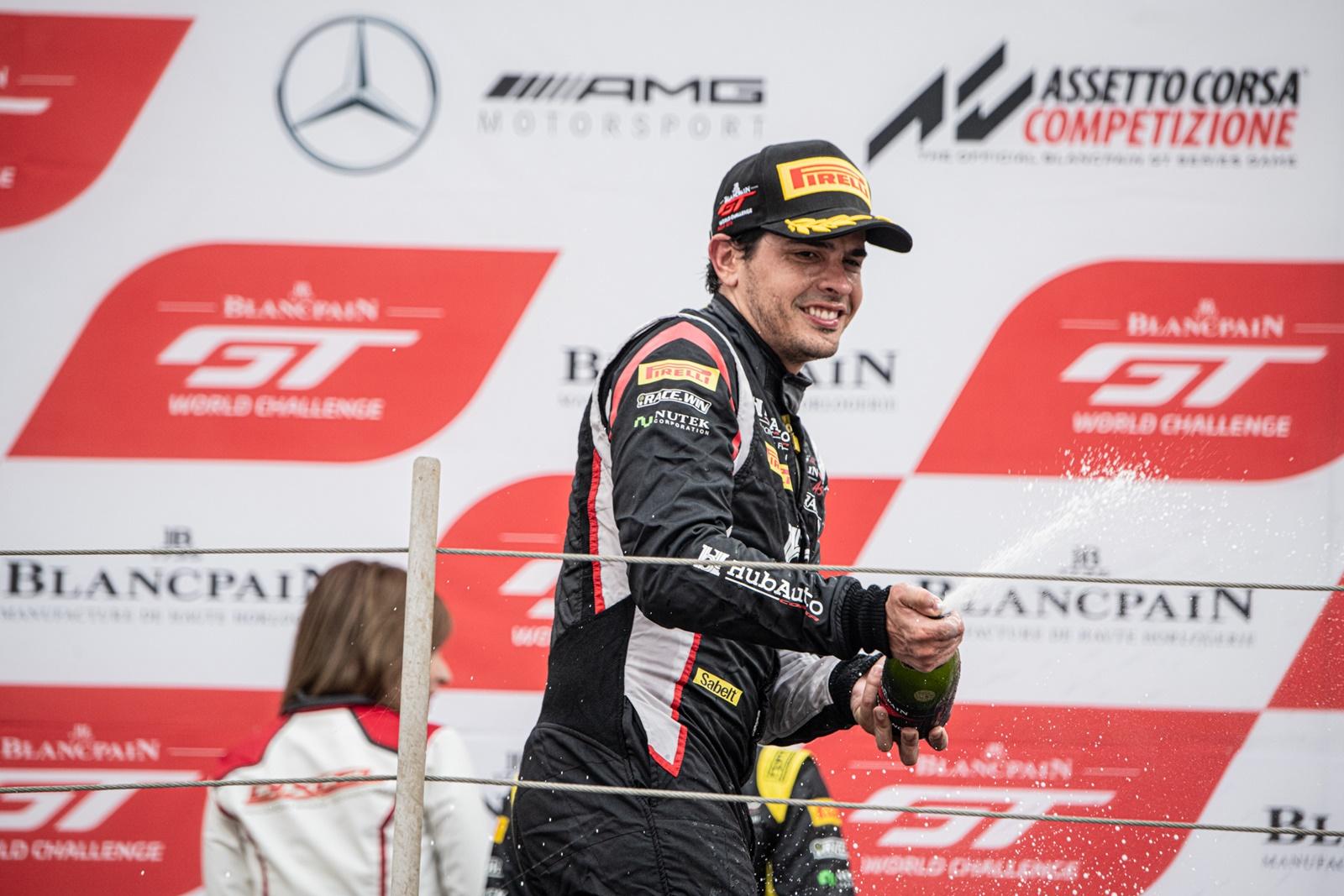 Photo of Blancpain – Em sua estreia no Blancpain World Championship Ásia, Marcos Gomes conquista a segunda colocação