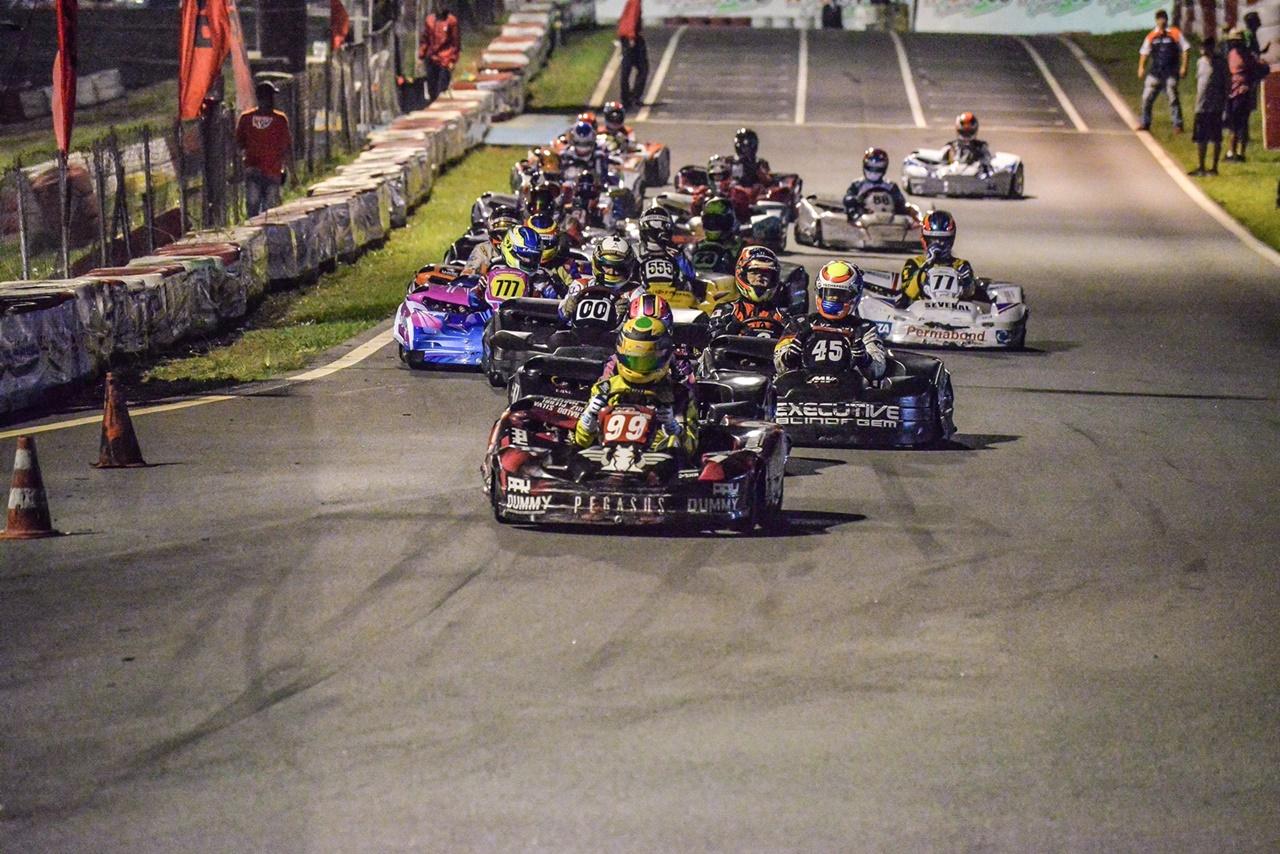 Photo of Kart – Kartódromo Granja Viana recebe sétima etapa da Copa SP de Kart neste sábado