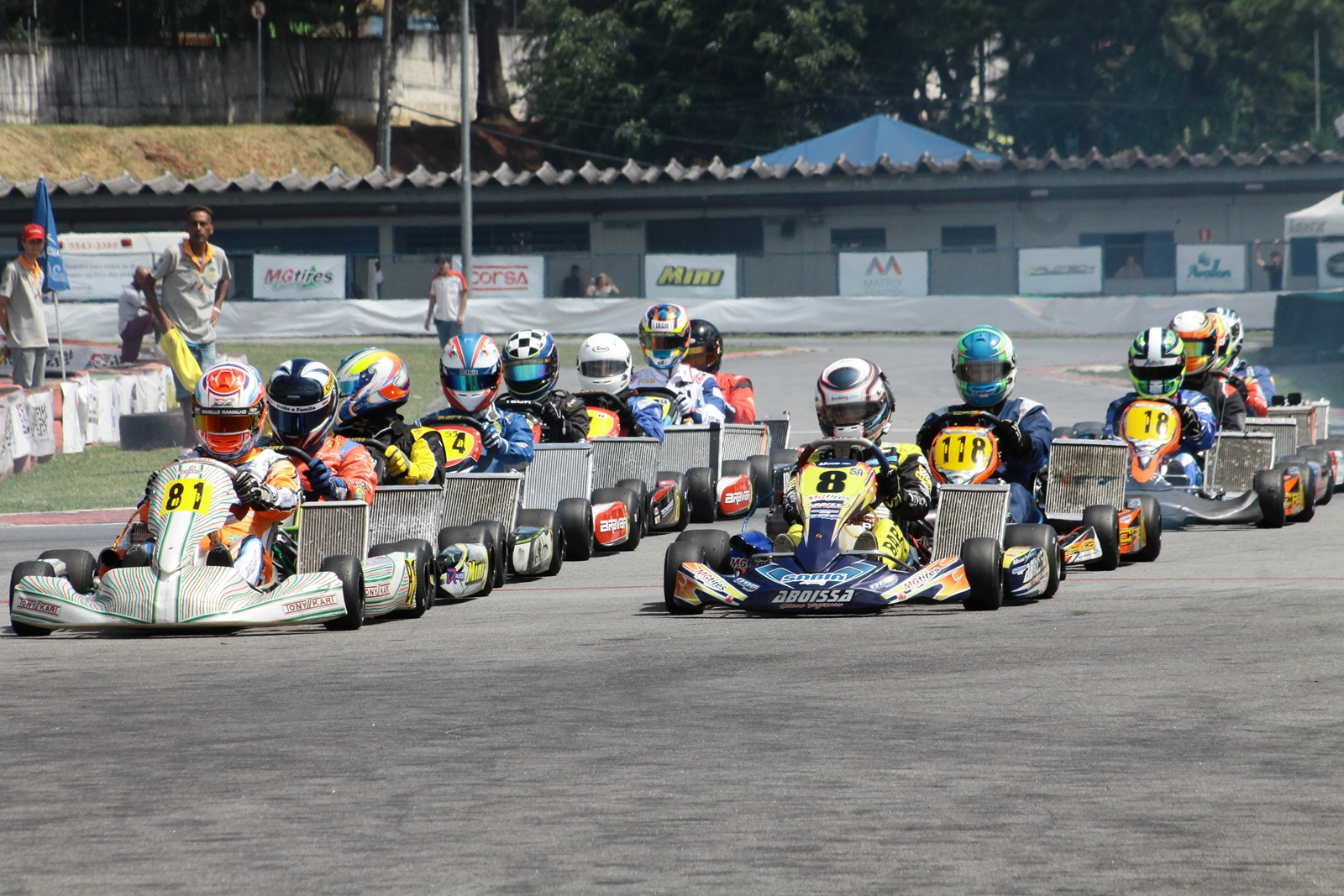 Photo of Kart – Contagem regressiva e grande expectativa para a 3ª etapa da Copa Interlagos de Kart