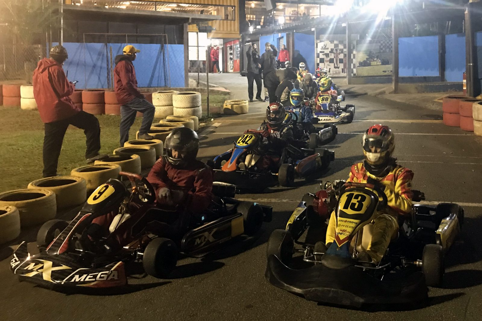 Photo of Kart – Reviravolta no campeonato da F-4 da Akasp