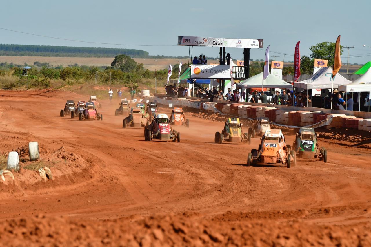 Photo of Velocidade na Terra – BRVT: Volta mais rápida garante título brasileiro para Marcos Beck no Kartcross