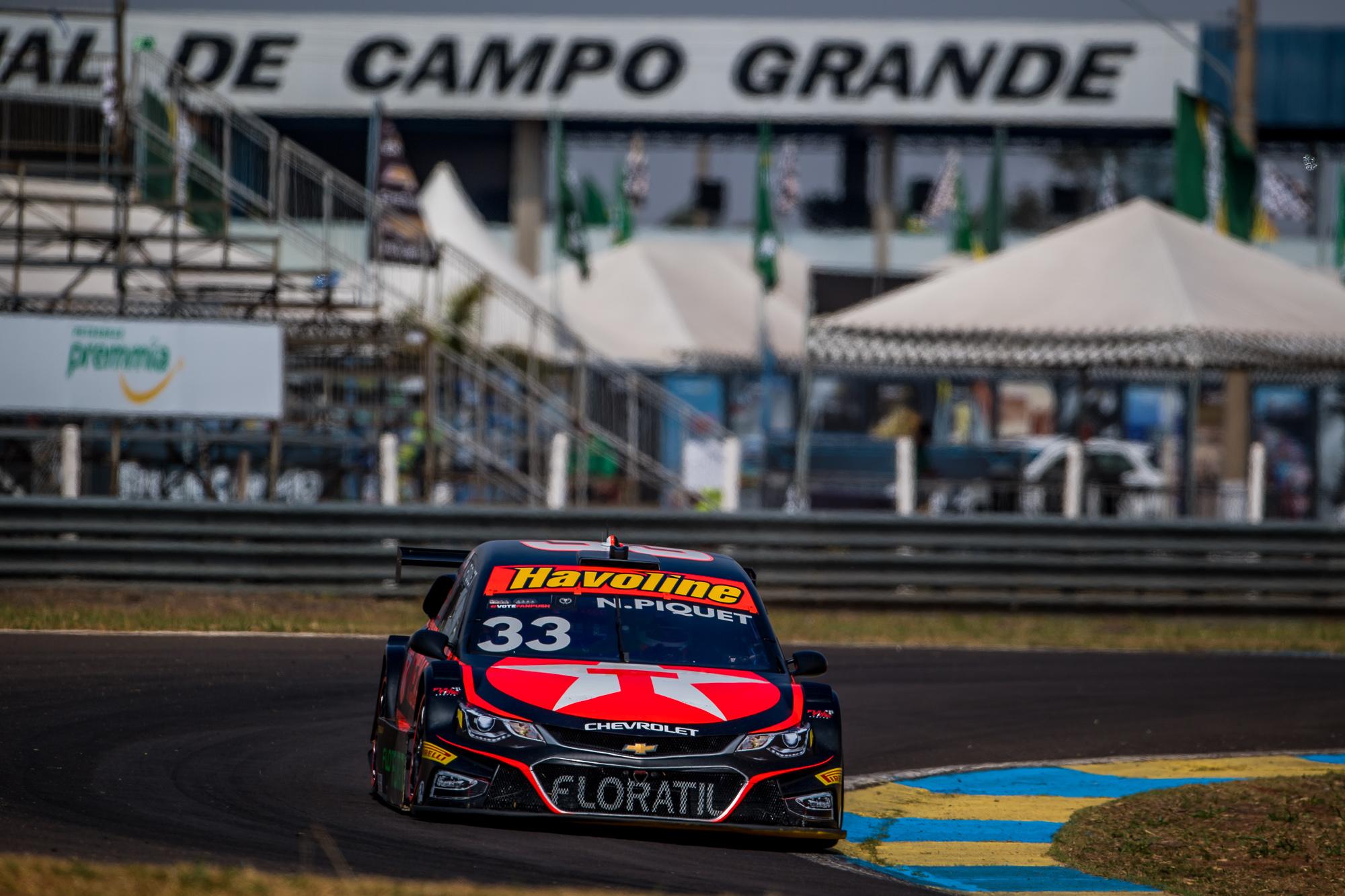 Photo of Stock Car – Nelsinho Piquet tem fim de semana difícil em Campo Grande