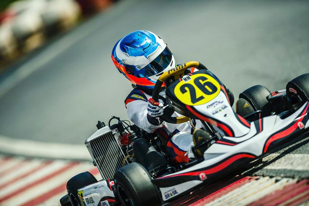 Photo of Kart – Pedro LIns repetiu belas atuações na Rotax Mini Max e foi 2º no pódio da Copa São Paulo KGV de Kart