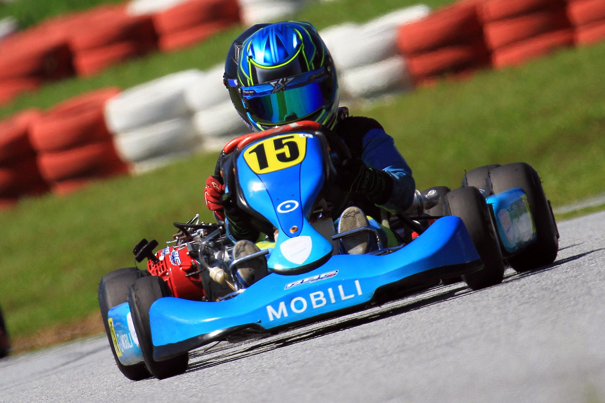 Photo of Kart – Lucas Moura está de volta às pistas após o Brasileiro de Kart