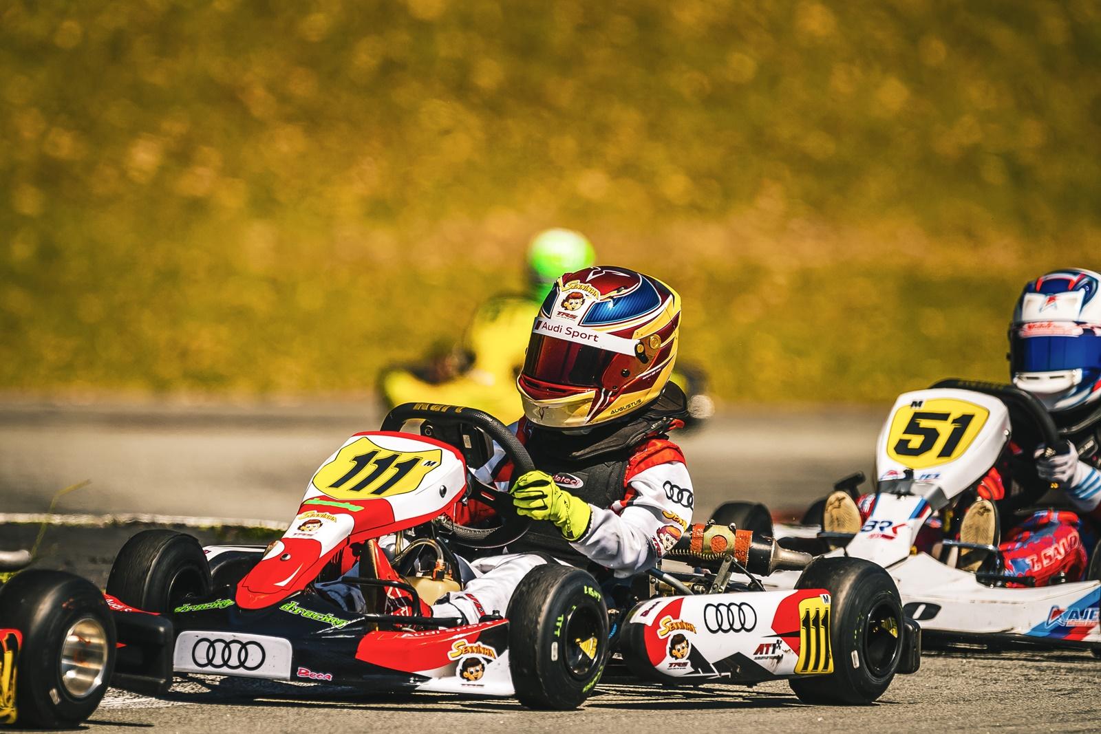 Photo of Kart – Em Aldeia da Serra, Augustus Toniolo vence etapa do Paulista Light de Kart
