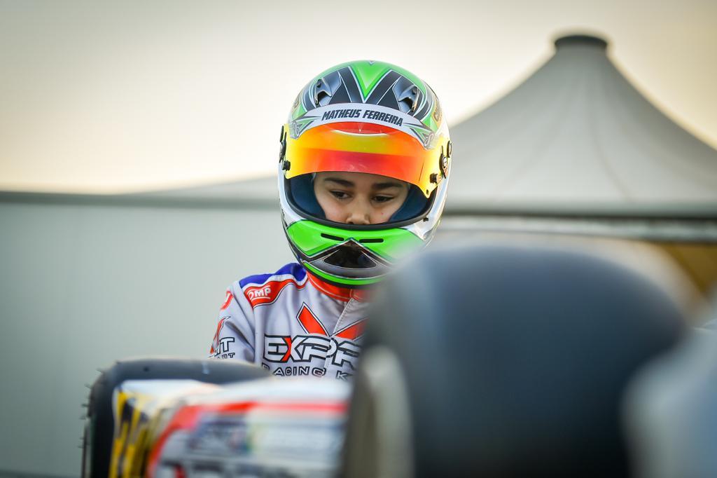Photo of Kart – De promessa do kart nacional ao destaque na Europa, Matheus Ferreira estreia no Open Mundial de Kart