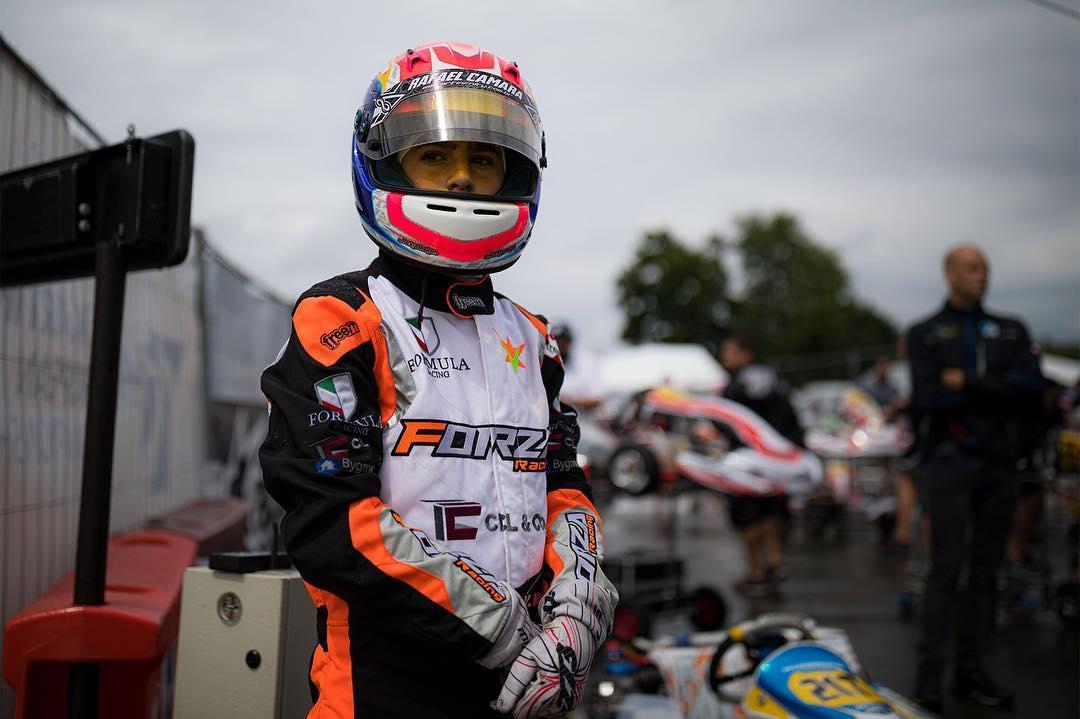 Photo of Kart – Rafael Câmara finaliza preparação para o Mundial de Kart com a disputa do Open na Finlândia