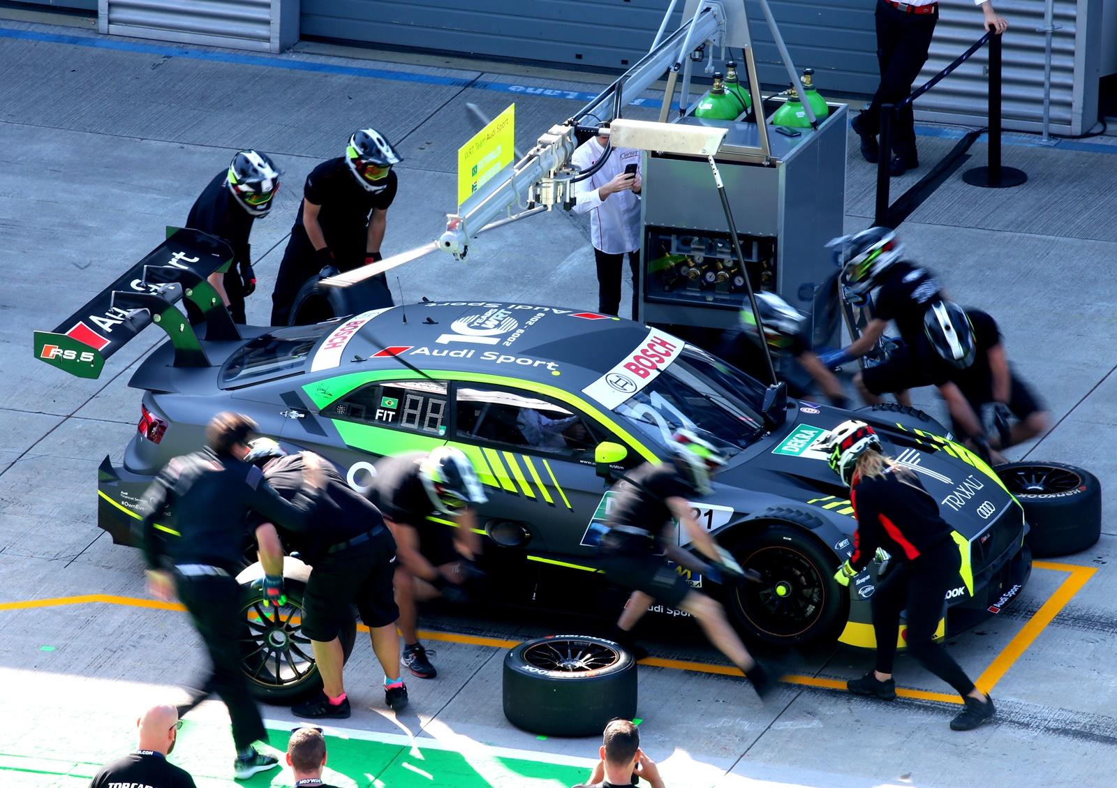 Photo of DTM – Pietro Fittipaldi abre treinos livres em sexto lugar no GP 500 da DTM