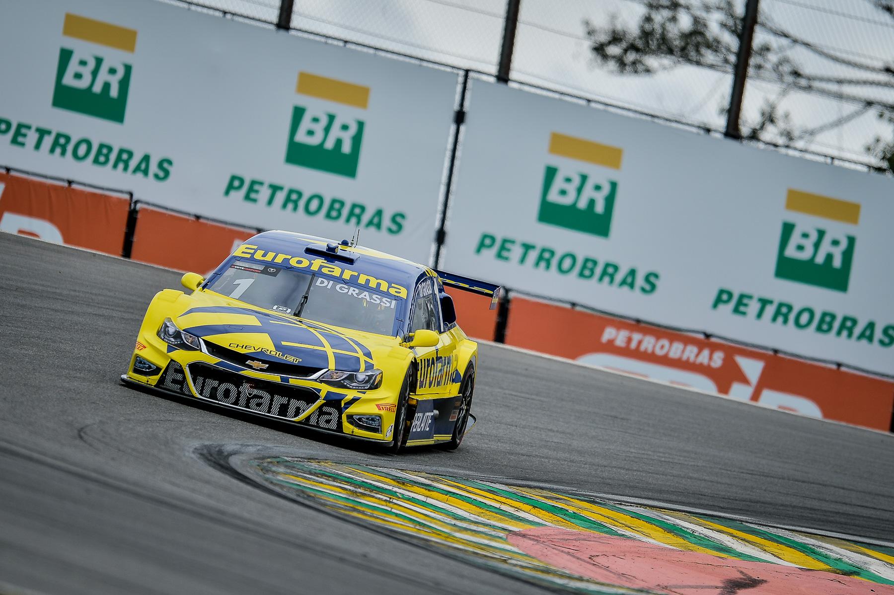 Photo of Stock Car – Lucas Di Grassi faz a pole para a Corrida do Milhão