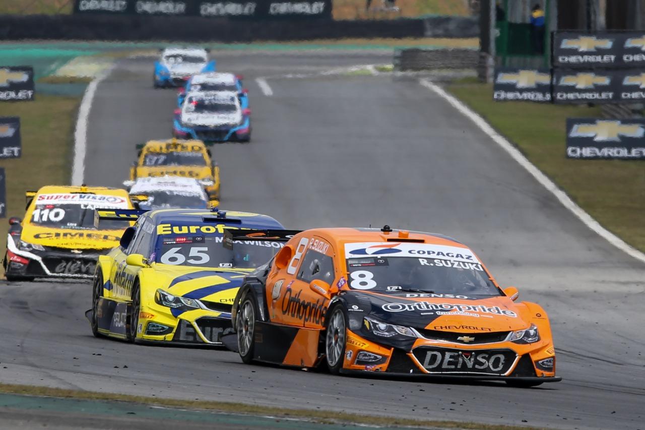 Photo of Stock Car – Rafael Suzuki avança 12 posições para somar pontos na Corrida do Milhão em Interlagos