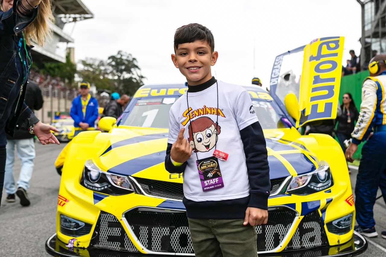 Photo of Kart – Augustus Toniolo vence duas provas na Copa Interlagos de Kart e visita grid da Corrida do Milhão