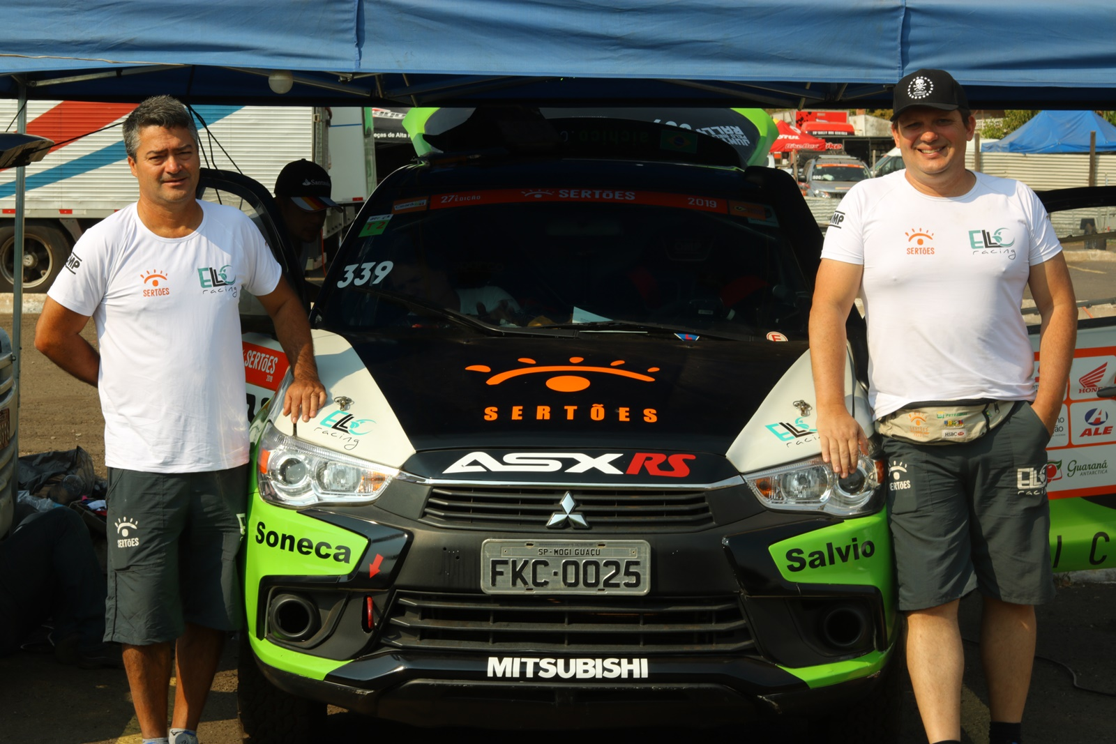 Photo of Rally – Ello Racing chega ao Rally dos Sertões com gestos de solidariedade